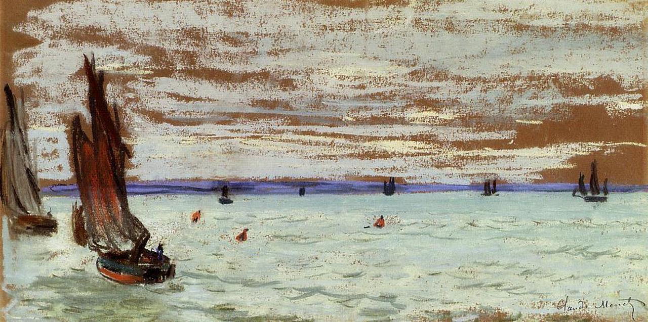 Open Sea, 1866
