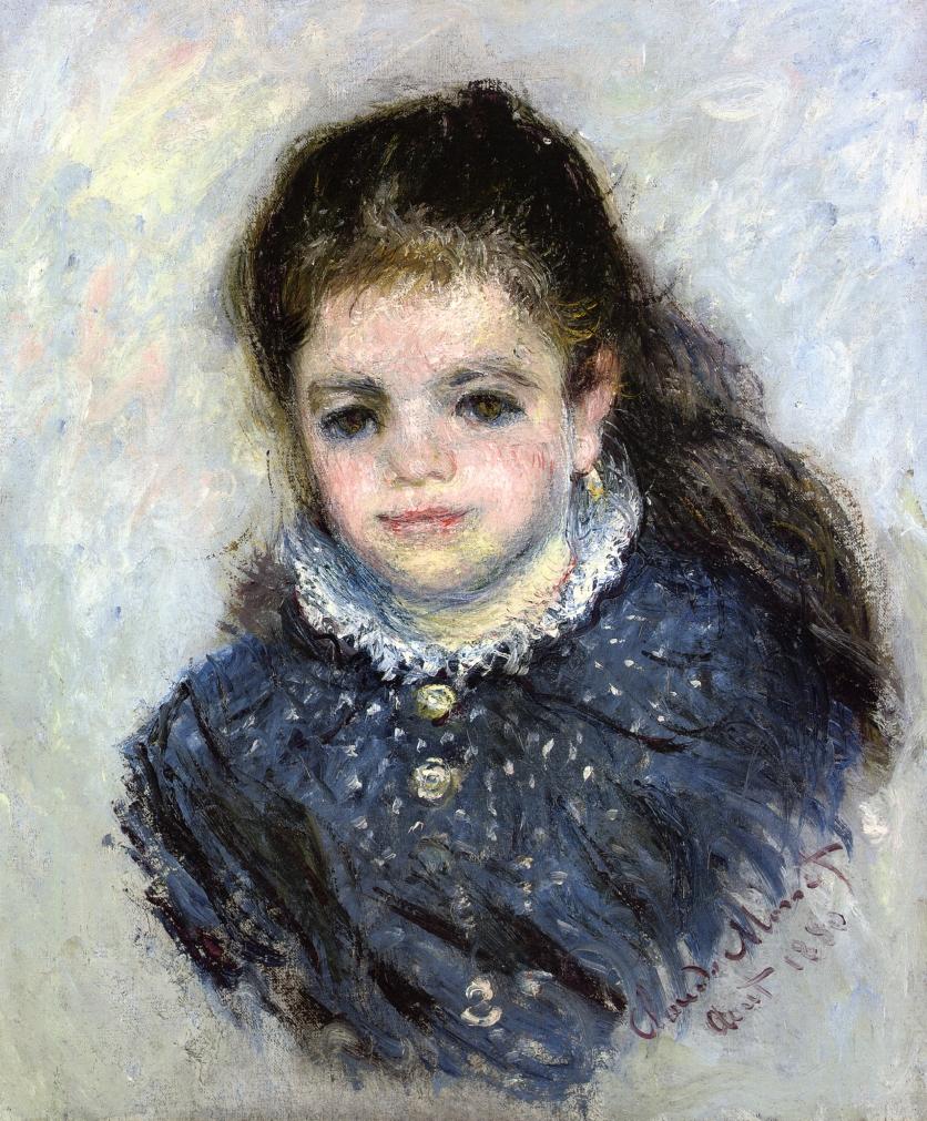 impressionist portraits monet - photo #17