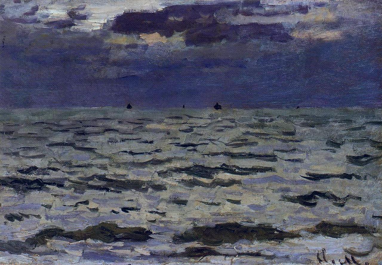 Seascape, 1866