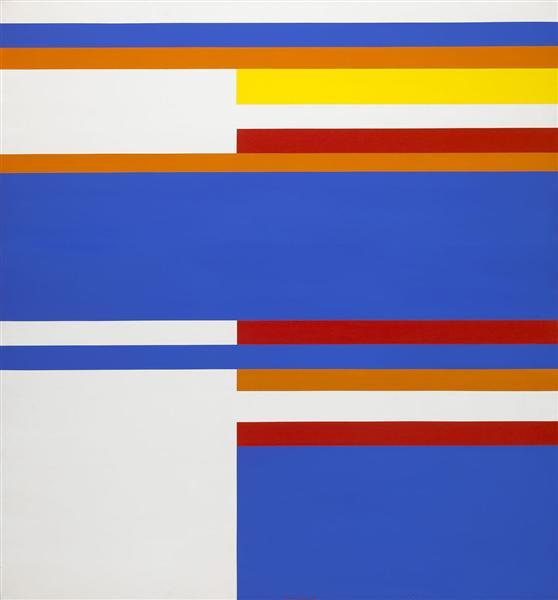 The Yellow Line, 1959 - Клод Тусиньян
