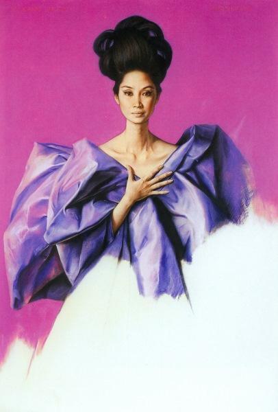 Portrait of Imelda Cojuangco, 1967 - Claudio Bravo