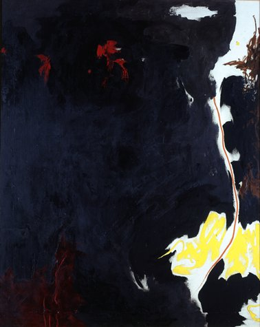 Untitled, 1952 - Clyfford Still