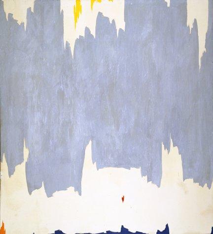 Untitled, 1959 - Клиффорд Стилл