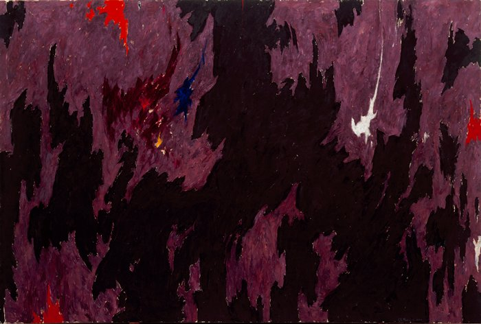 Untitled, 1974 - Clyfford Still