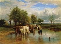 Water Carriers - Констан Труайон