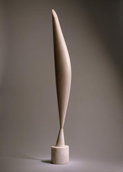 Bird in Space, 1923 - Constantin Brancusi