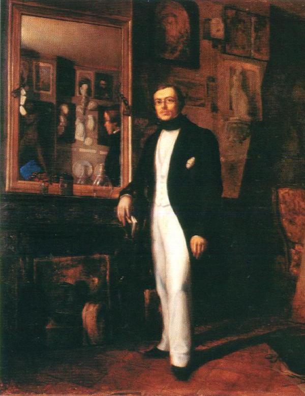 Doctorul Grunau, 1846