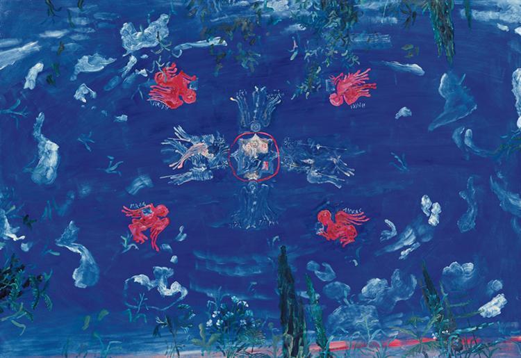 Air, 2001 - Constantin Flondor
