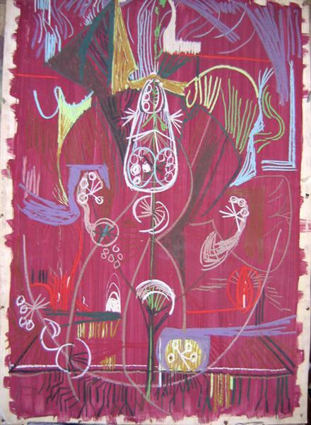 The Marvelous Seed, 1965 - Constantin Flondor