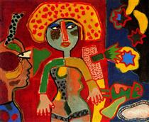 Composition with Figures - Corneille