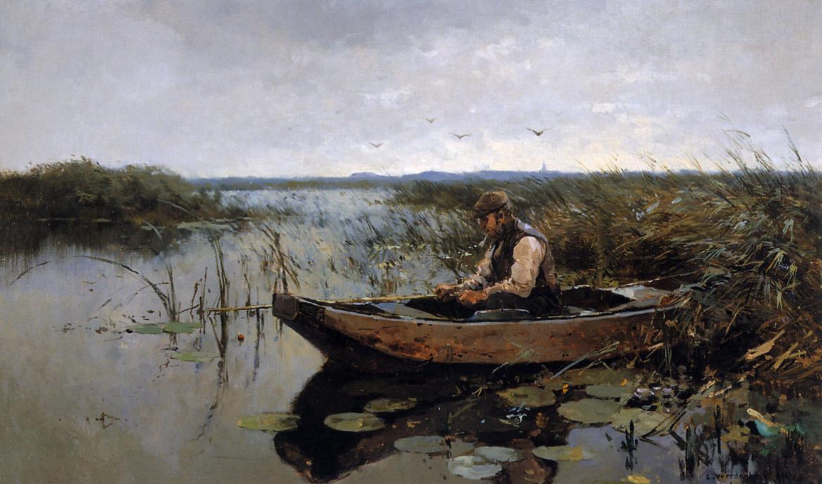 Omaž ribolovcu i ribolovu - Page 5 Fisherman-on-a-poldercanal