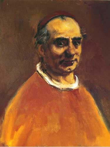 Potrait of a Man - Corneliu Baba