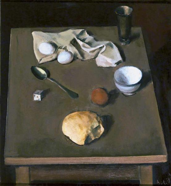 Still Life, 1979 - Corneliu Baba