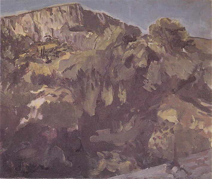 Landscape of Evrostini - Костас Ніархос