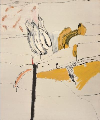 Still Life, 1957 - Craig Kauffman