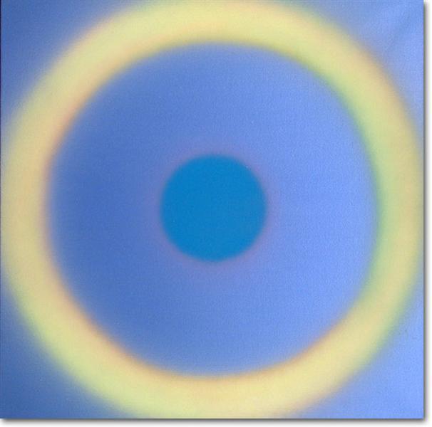 Mo' Blues, 1991 - Dan Christensen