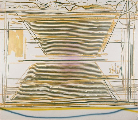 Swing Low, 1988 - Dan Christensen