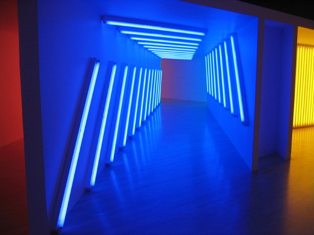 Untitled (to my dear bitch, Airily), 1981 - Dan Flavin