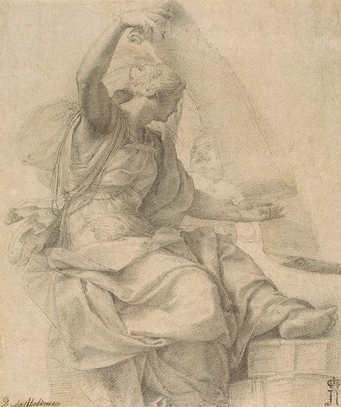 Sybil, 1540 - Daniele da Volterra
