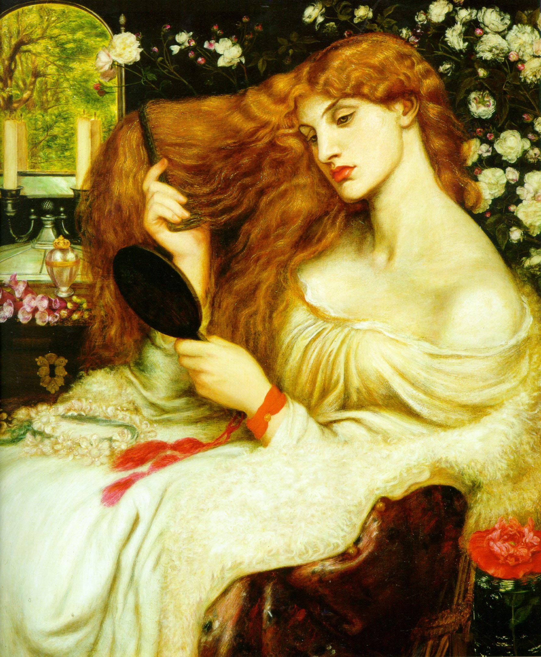 Lady Lilith, 1868