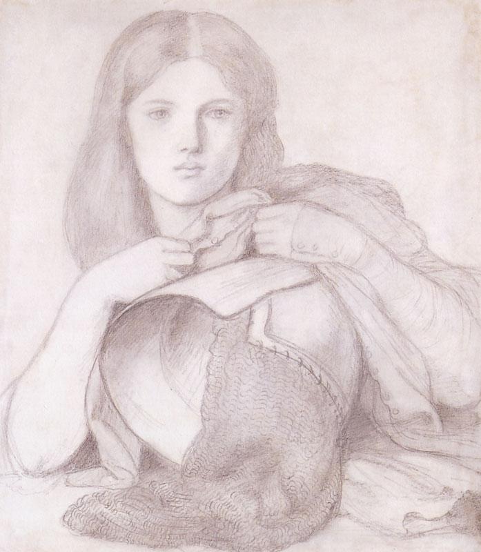 My Lady Greensleeves, 1860-1863