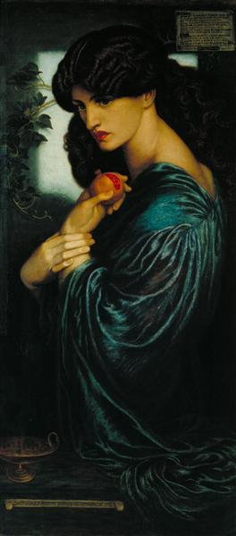 Prosperine - Dante Gabriel Rossetti