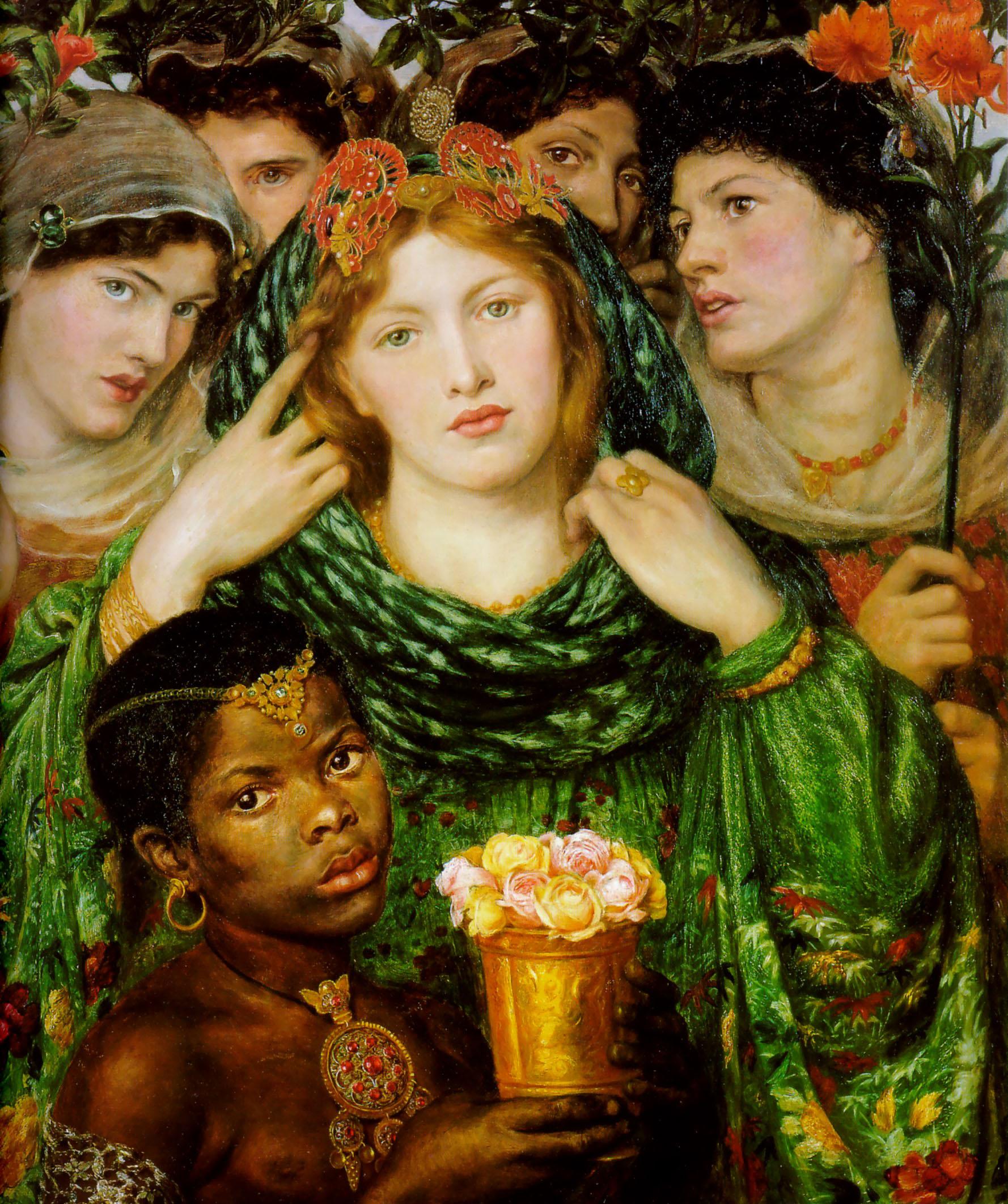 The Beloved, 1865-1866