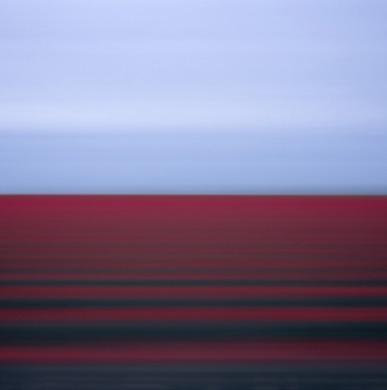 Drift #10: Grand Beach, Manitoba, 2005 - David Burdeny