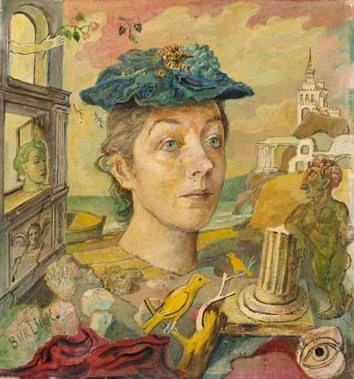 Посвящение жене художника, Марусе ...: www.wikiart.org/ru/david-burliuk/homage-to-the-artist-s-wife...