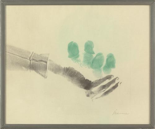 Untitled/Green Power, 1975 - David Hammons
