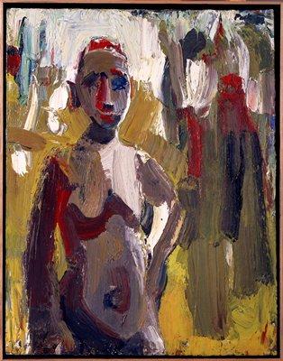 Torso, 1959 - David Park