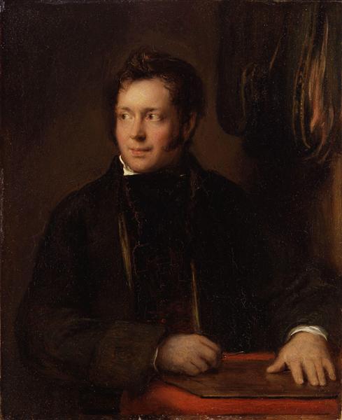 Abraham Raimbach - David Wilkie