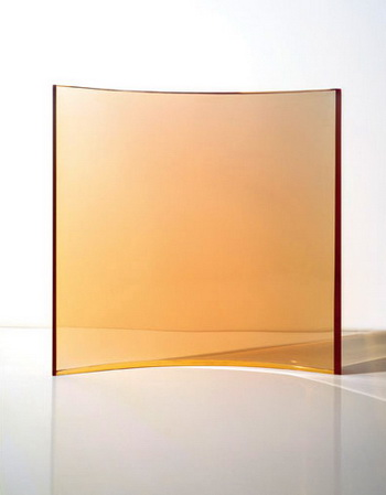 Small Curved Slab, 1968   De Wain Valentine