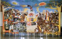 A History of Medicine - Diego Rivera