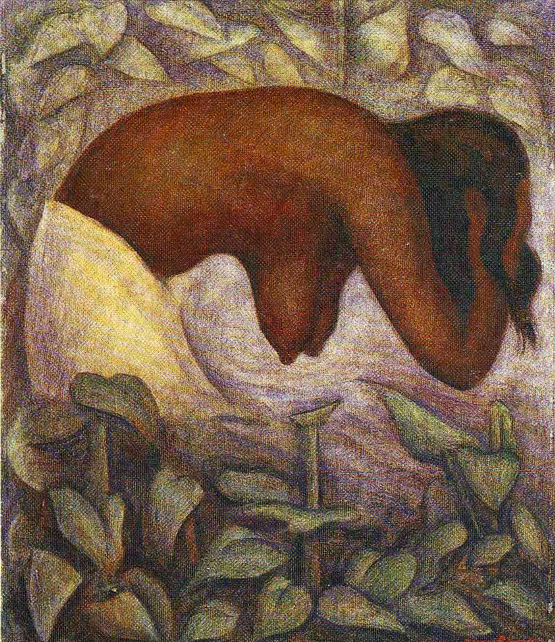 Bather of Tehuantepec, 1923