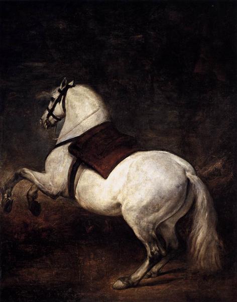 A White Horse, 1635 - Diego Vélasquez