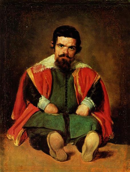 Don Sebastian de Morra - Diego Velazquez