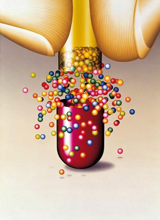 Vitaminbombe, 1976 - Dieter Asmus