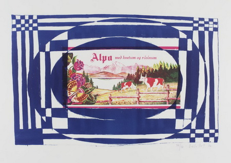 Alpa, 1972 - Dieter Roth