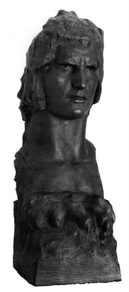 Sphynx, 1913 - Dimitrie Paciurea