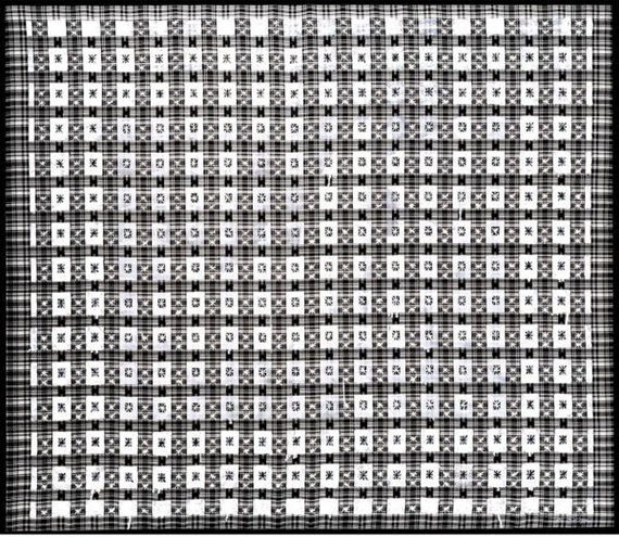 Appearance of Crosses 97-5, 1997 - Ding Yi