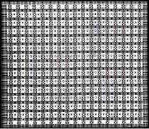 Appearance of Crosses 97-5 - Ding Yi