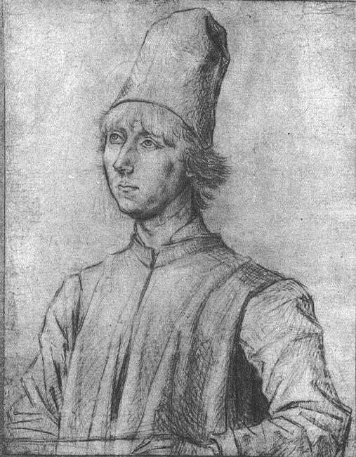 Portrait of a Man, 1462