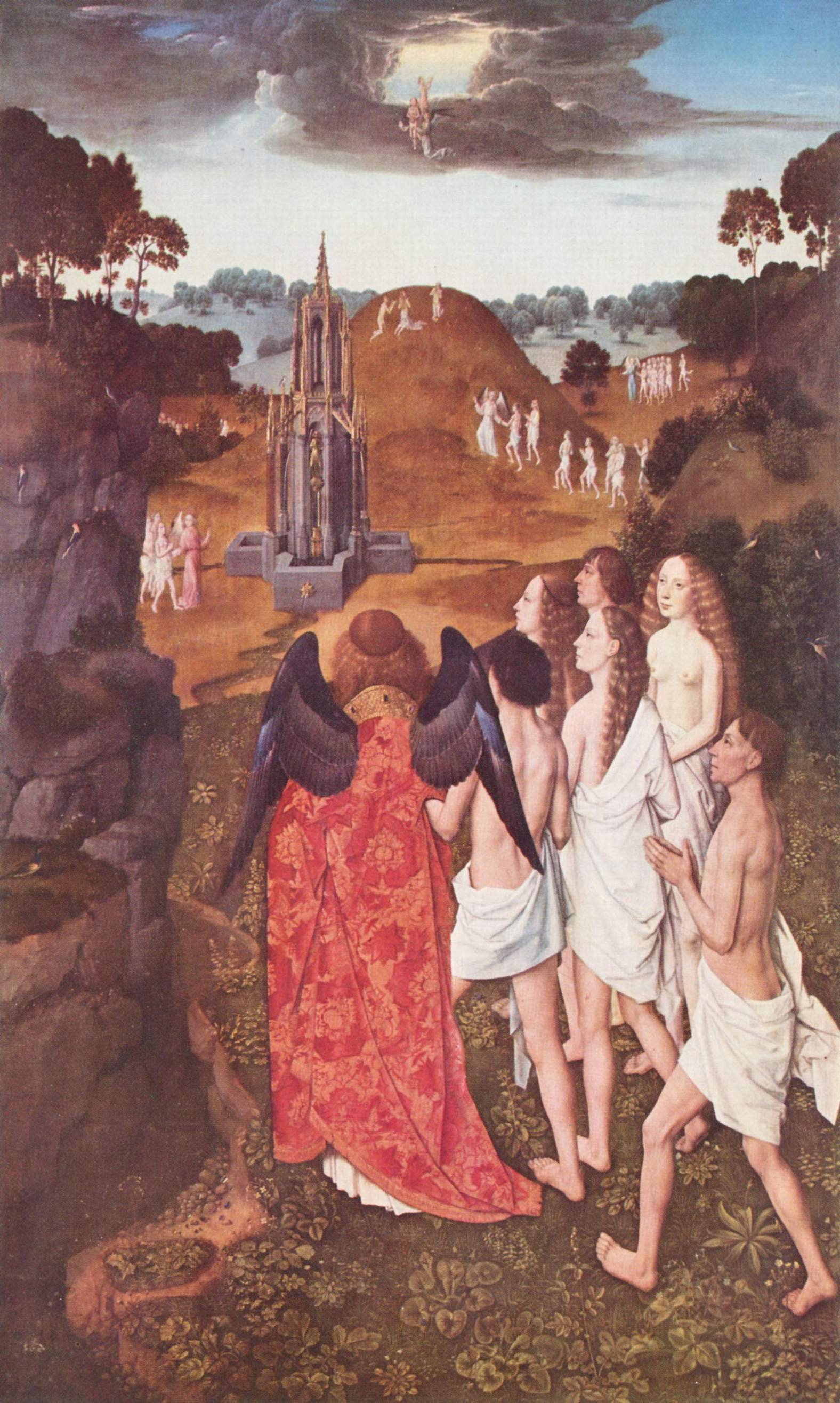 The way to Paradise, 1468