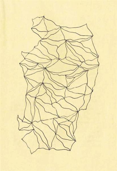Entopic Graphomania, 1945 - Дольфи Трост