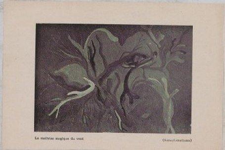 ? (Surautomatism), 1945 - Dolfi Trost