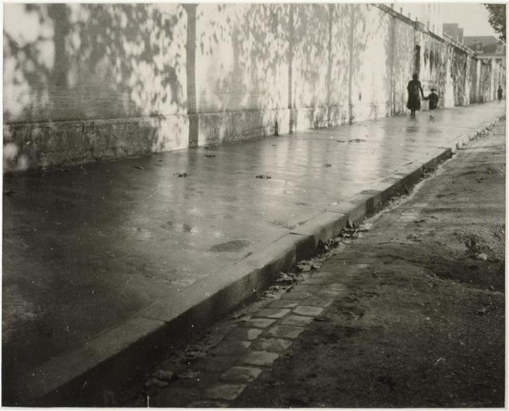After the Rain, 1933 - Dora Maar