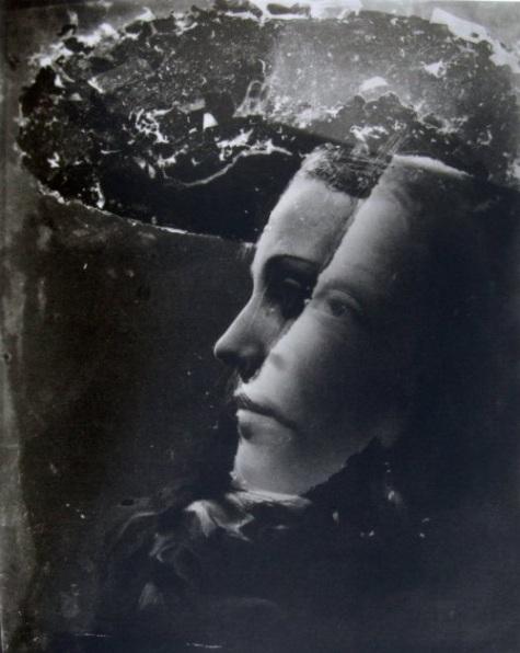 Double Portrait, 1930 - Dora Maar