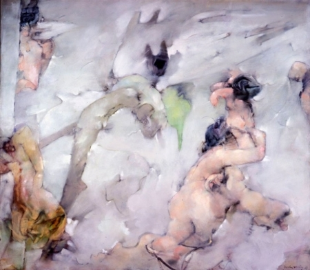 Far From, 1964 - Dorothea Tanning