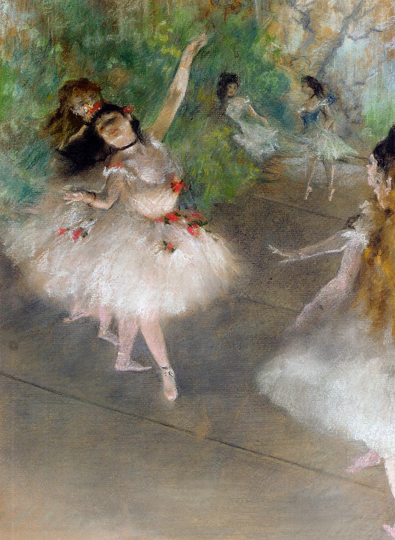 Dancers, c.1878 - Edgar Degas - WikiArt.org